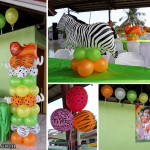 Safari Animals Theme at Duljo-Fatima Barangay Hall