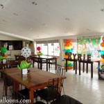 Safari-theme Decors & Styrocrafts for Matthan's 1st Birthday at Abuhan South