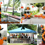 Happy Halloween Party at EGI Beach Resort, Lapulapu