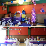 Sofia the First & Minions Double Birthday Celebration