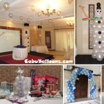 Christmas Theme Birthday Party at Montebello Villa Hotel (Mercedes Room)