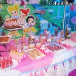 Dessert Buffet Package A (Disney Princess Theme) at Sam's Kitchenette