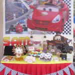 Dessert & Candy Table (Cars Theme)