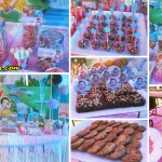 Dessert & Sweets Buffet (Disney Princess Theme)