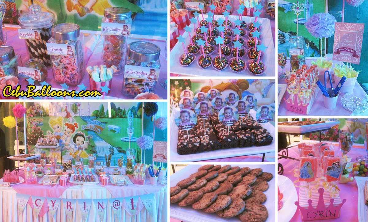 Dessert Buffet Decors Cake Pastries Amp Candies Cebu