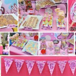 Hello Kitty Candy & Sweets Buffet