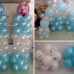 Disney Frozen Balloons for pick-up (Jea Marie at 7)