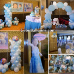 Disney Frozen & Christening Double-celebration at Crown Regency Mactan, Lapu-lapu