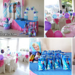 Disney Frozen Decors, Party Needs and Entertainers Packages at Garces Royal Garden