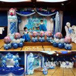 Disney Frozen (Elsa) Theme at Royal Concourse (Club Royale)