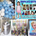 Disney Frozen Party Package with Clown Twister in Inayawan