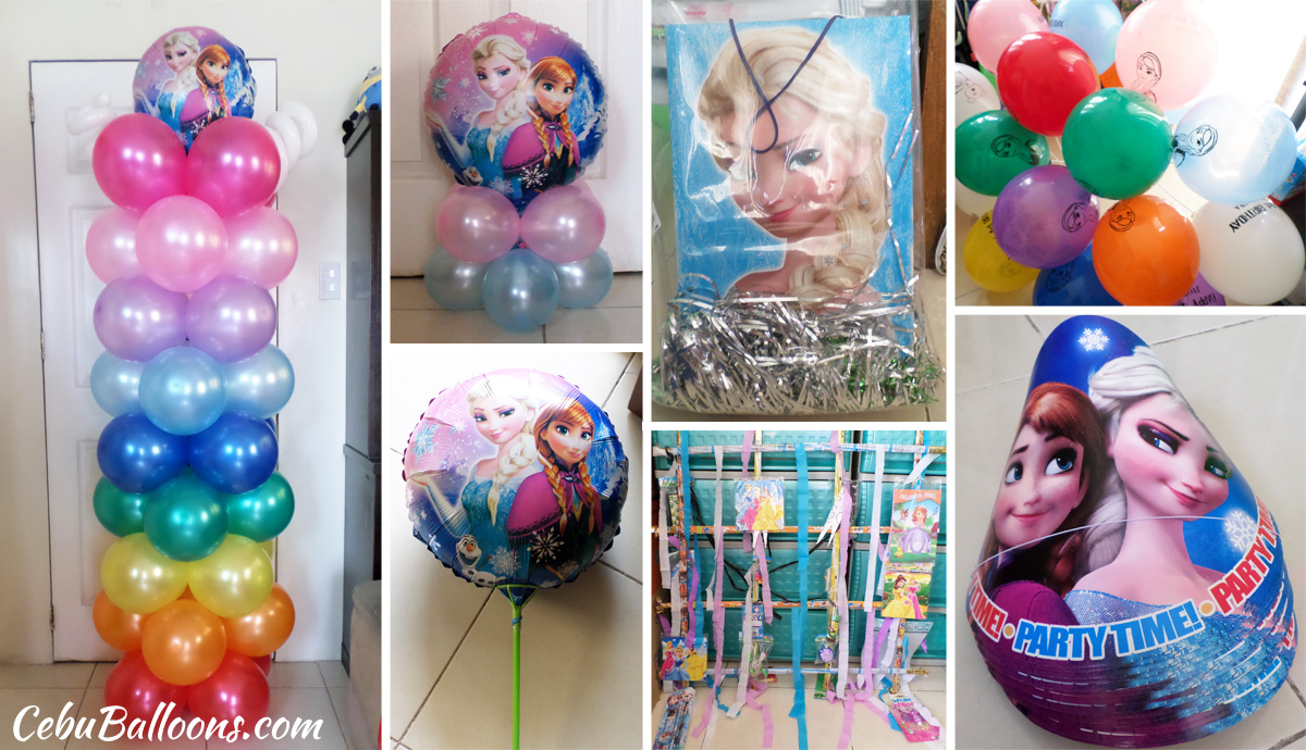 Frozen Disney Cebu Balloons And Party Supplies