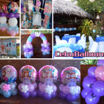 Disney Frozen & Sofia the First Balloon Decoration with Party Needs at Daling's Place in Rabaya, Talisay