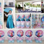 Elsa (Frozen) Balloon Decoration & Party Package at Bayswater Subdivision