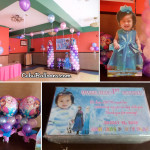 Frozen Party Package for Gianna Eira's 1st Birthday at Hannah's Jakosalem
