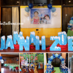 Frozen theme Birthday Party Package at AA's BBQ Guadalupe
