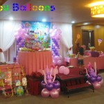 Candyland Decoration at Goldberry Suites