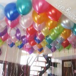 Thumbnail - Hydrogen or Helium: Gas used for Flying Balloons Post