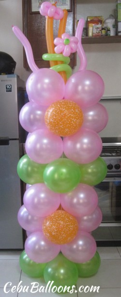 Fairyland Balloon Pillar