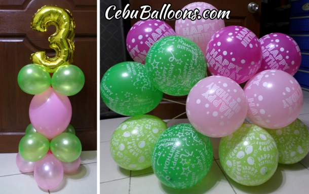 Lalaloopsy Birthday Balloons at Punta Princesa