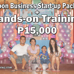 Balloon Business Start-up Package with Seminar