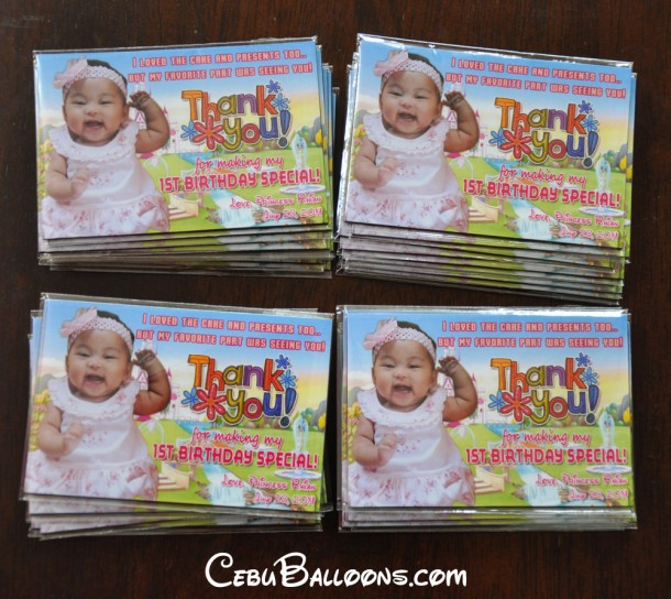 Personalized Ref Magnet (Princess Rhian)
