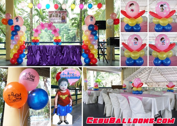 Family park talamban cebu balloons and party supplies for Balloon decoration packages manila