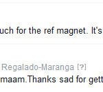 Testimonial for Ref Magnet from C'est