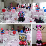 Transformers & Minnie Mouse Double Celebration at Pagsanjan Room in Cafe Laguna