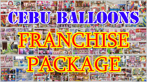 Balloon Business Franchise Package