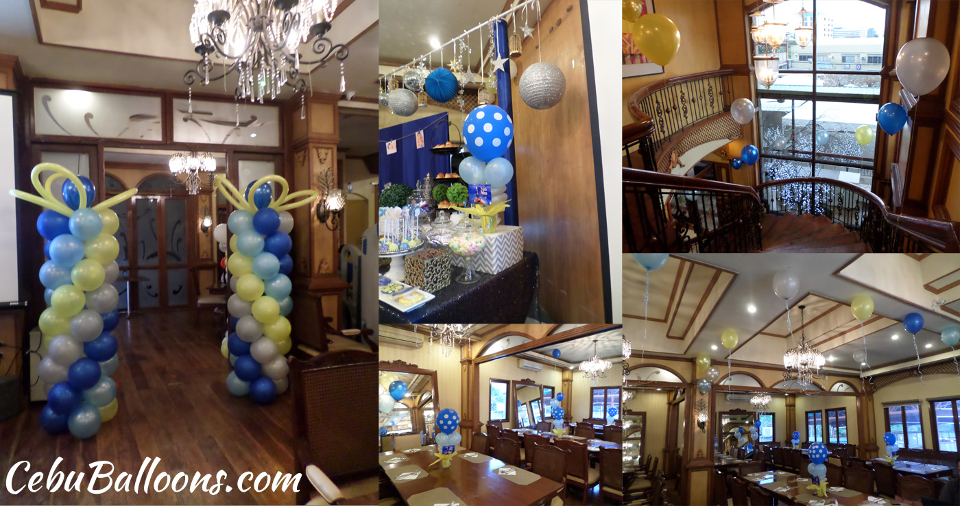 The little prince cebu balloons and party supplies