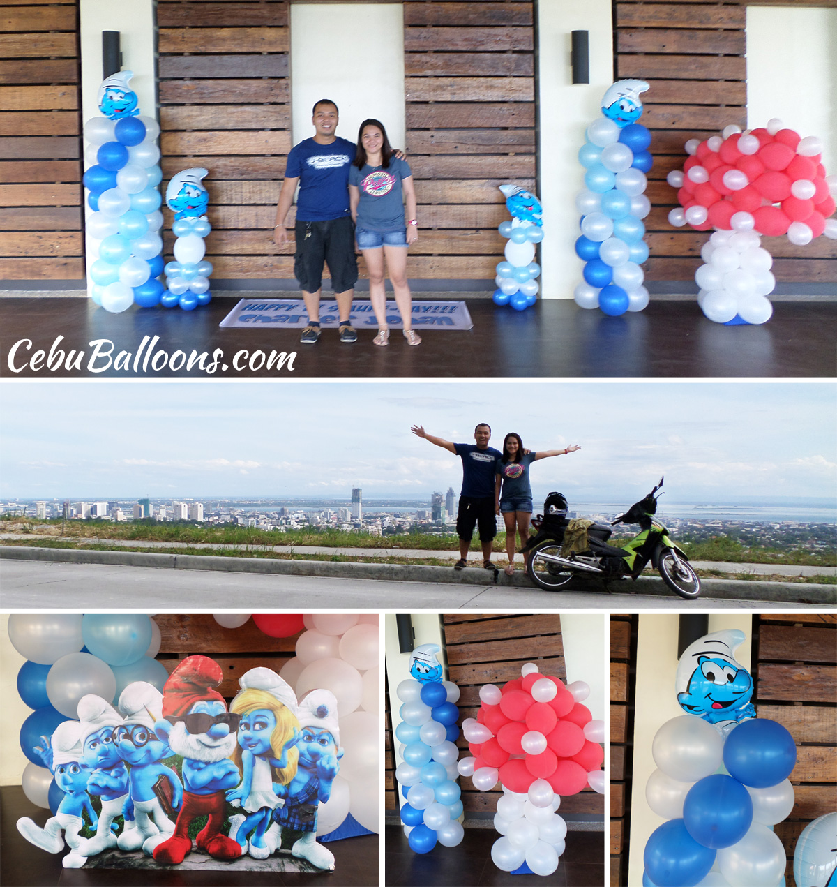 Smurfs Cebu Balloons And Party Supplies