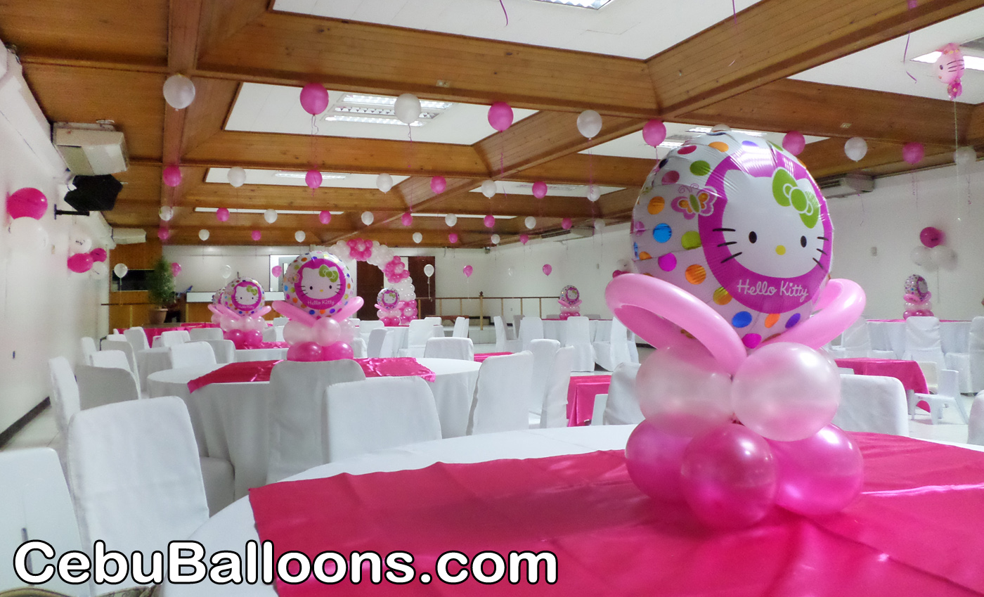 Assorted Venue Rates In Metro Cebu Cebu Balloons And