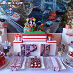 Disney Cars-theme Sweets Buffet for JP II at Deca Homes Talisay