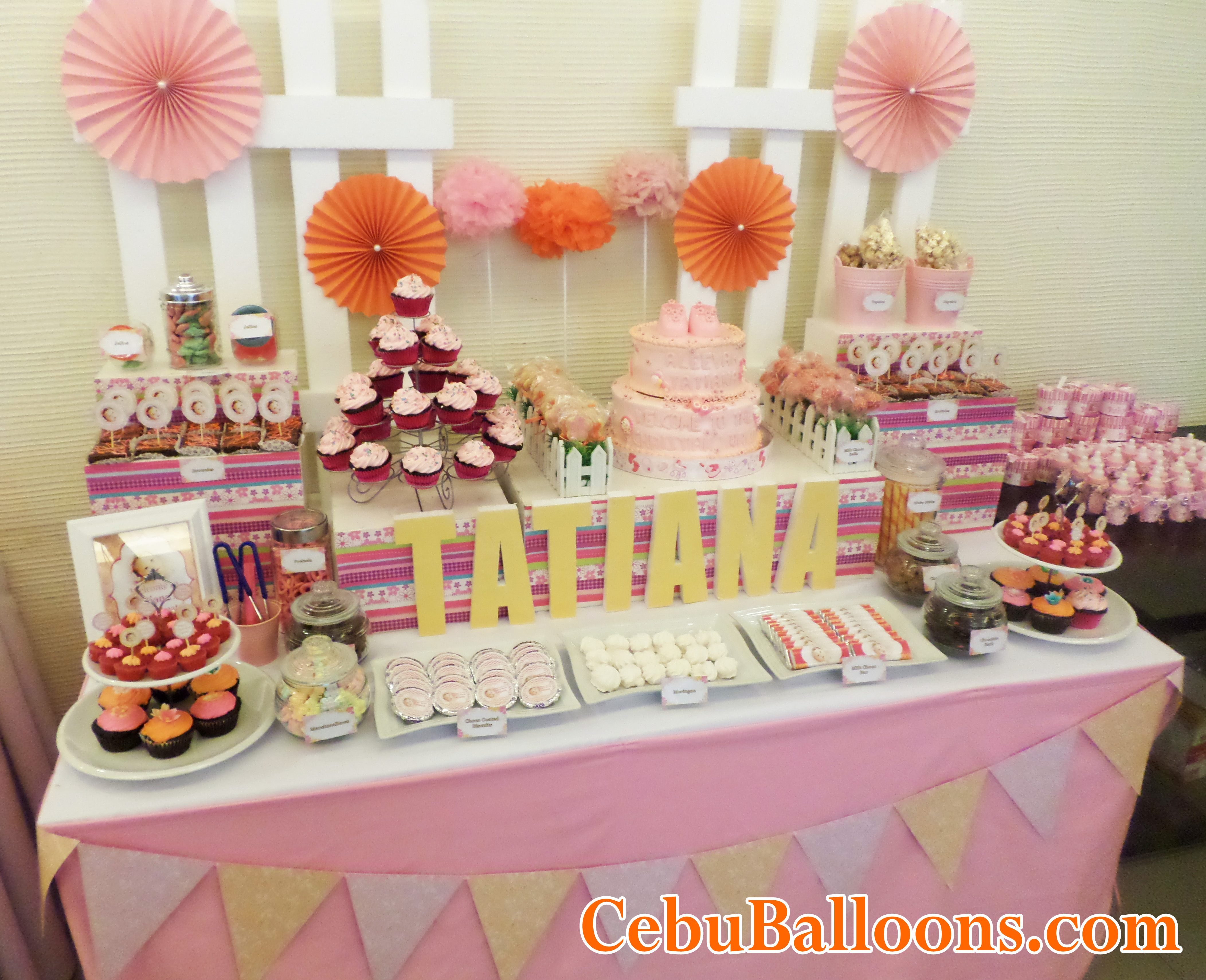 Cakes amp Cupcakes Cebu Balloons And Party Supplies