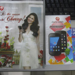 Cherry Mobile Phone for Staff Lyn (1 Year Anniversary)