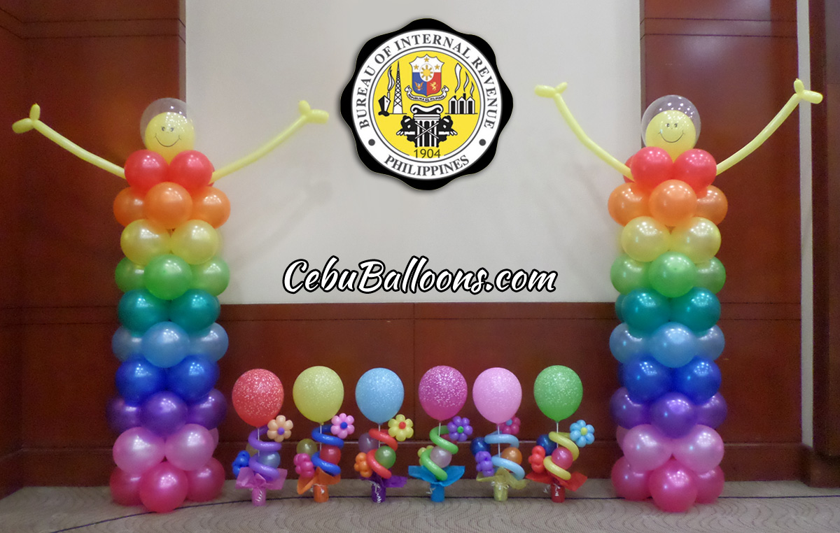 How to pronounce balloon cebu balloons and party supplies for Balloon decoration packages