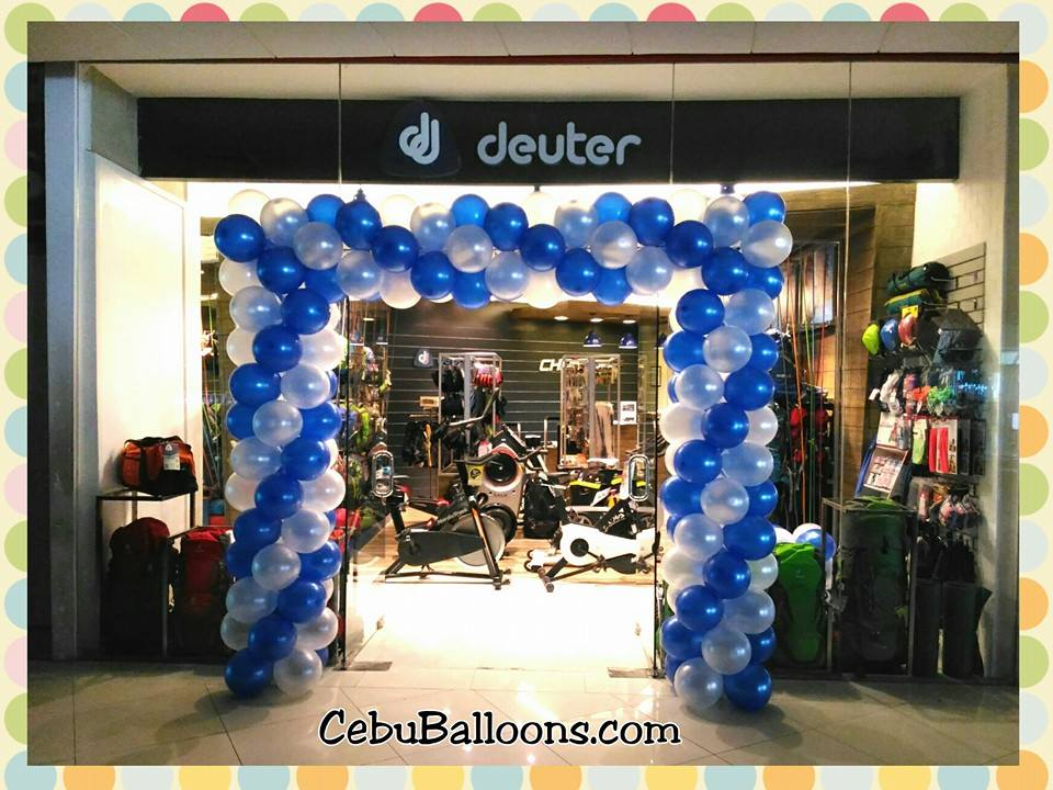 Royal Bank Online Services >> Balloon Borders are perfect for Store Opening, Product Launching & Grand Events | Cebu Balloons ...