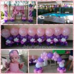 Poolside Birthday Party in Metro Park Hotel