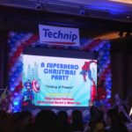 Technip - Superhero Christmas Party