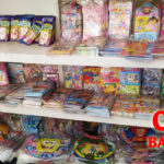 Assorted Party Supplies at Cebu Balloons