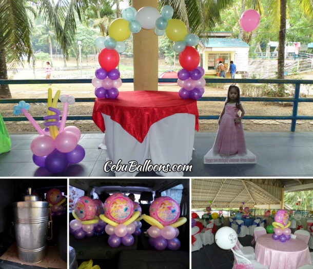 Pool Party Venues In Cebu Cebu Balloons And Party Supplies