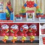 Elmo-theme Party at Sugbutel Penthouse