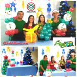 Mag TV Na Christmas Special (Mark and Lisa with Reena and Borgie)
