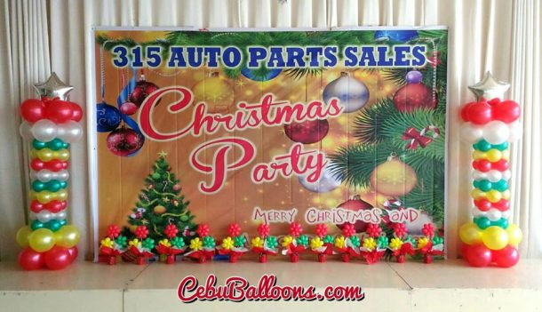 Christmas 2016 Decors for 315 Auto Parts