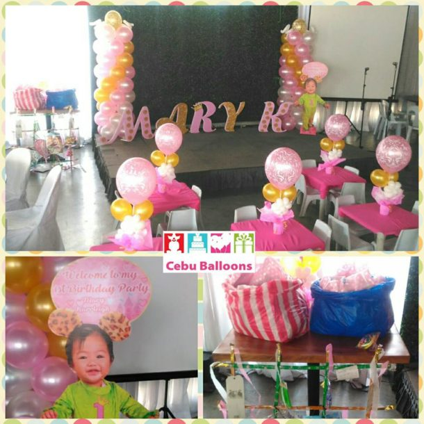 Mary K's Balloons & Styro Decors at the Event Hive