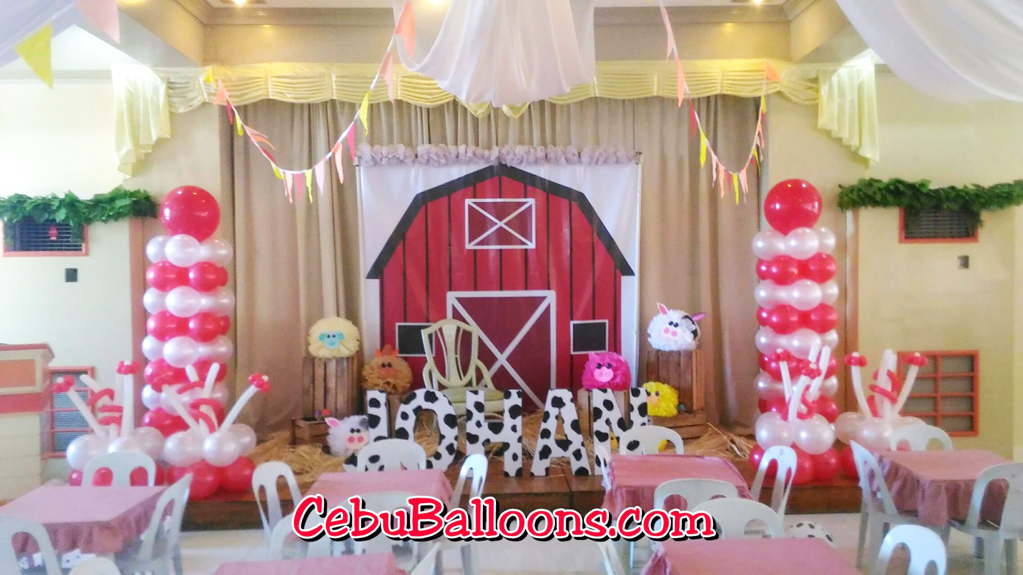 Barnyard Party At Northwinds Cebu Hotel