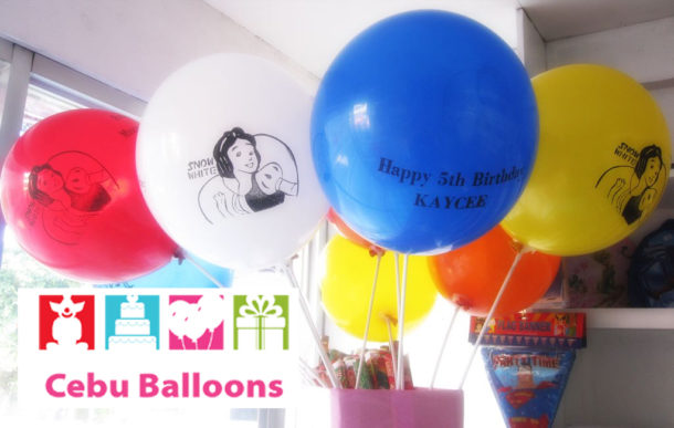 Pearlized Latex Balloons