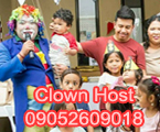 Cebu Clown Host