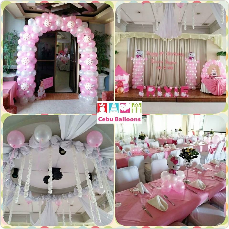 Trixie S Hello Kitty Themed Sulit Decor Package At Northwinds Hotel